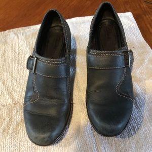 Clark Bendables Charcoal Gray.  10M
